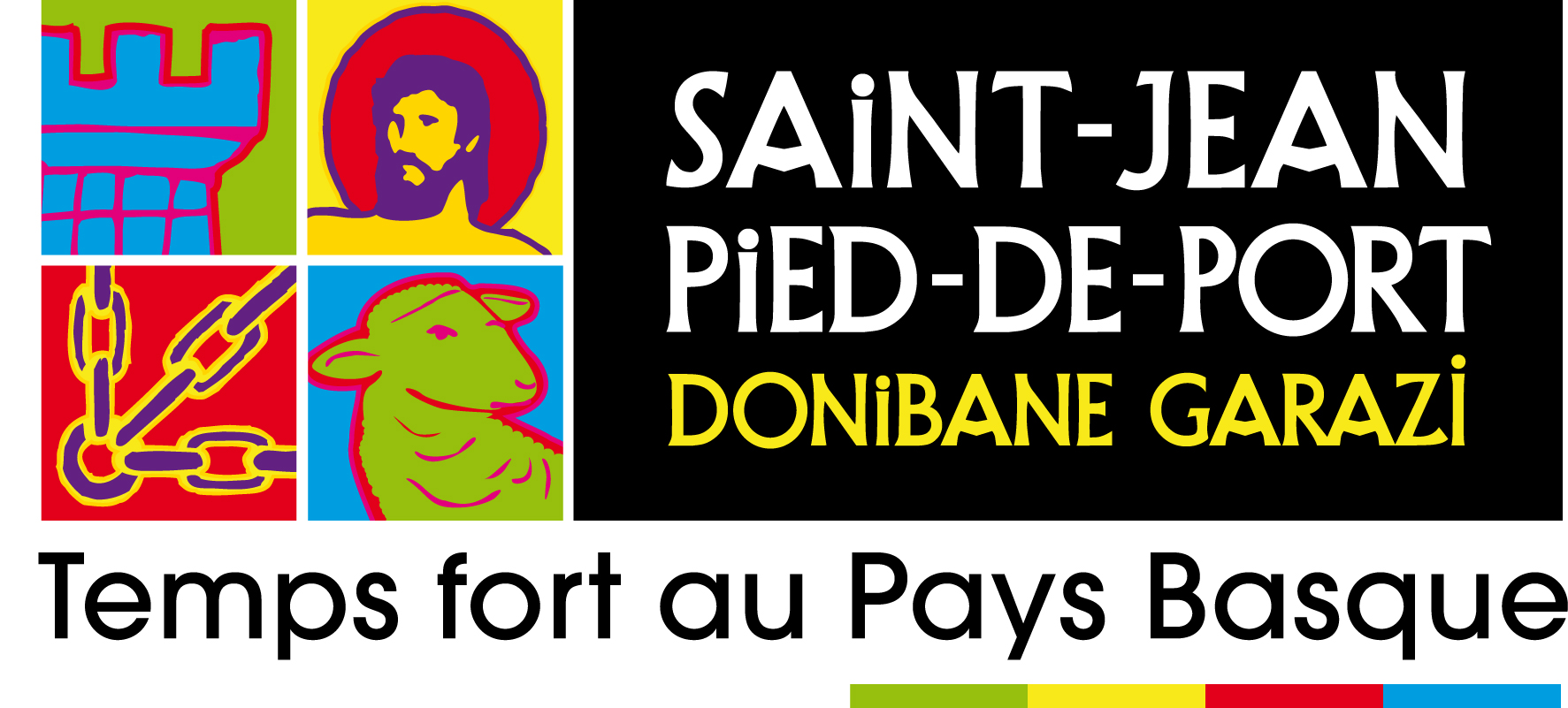Saint jean pied de port donibane garazi le site - Office de tourisme de saint jean pied de port ...