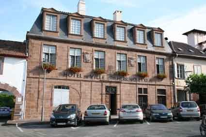 Maison Mansart - Hôtel de ville