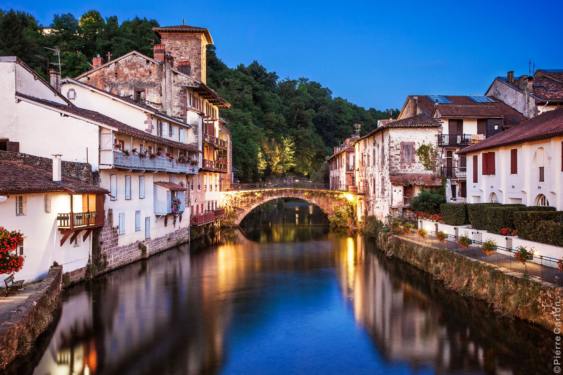 Saint jean pied de port saint jean pied de port - Saint jean pied de port saint jacques de compostelle distance ...