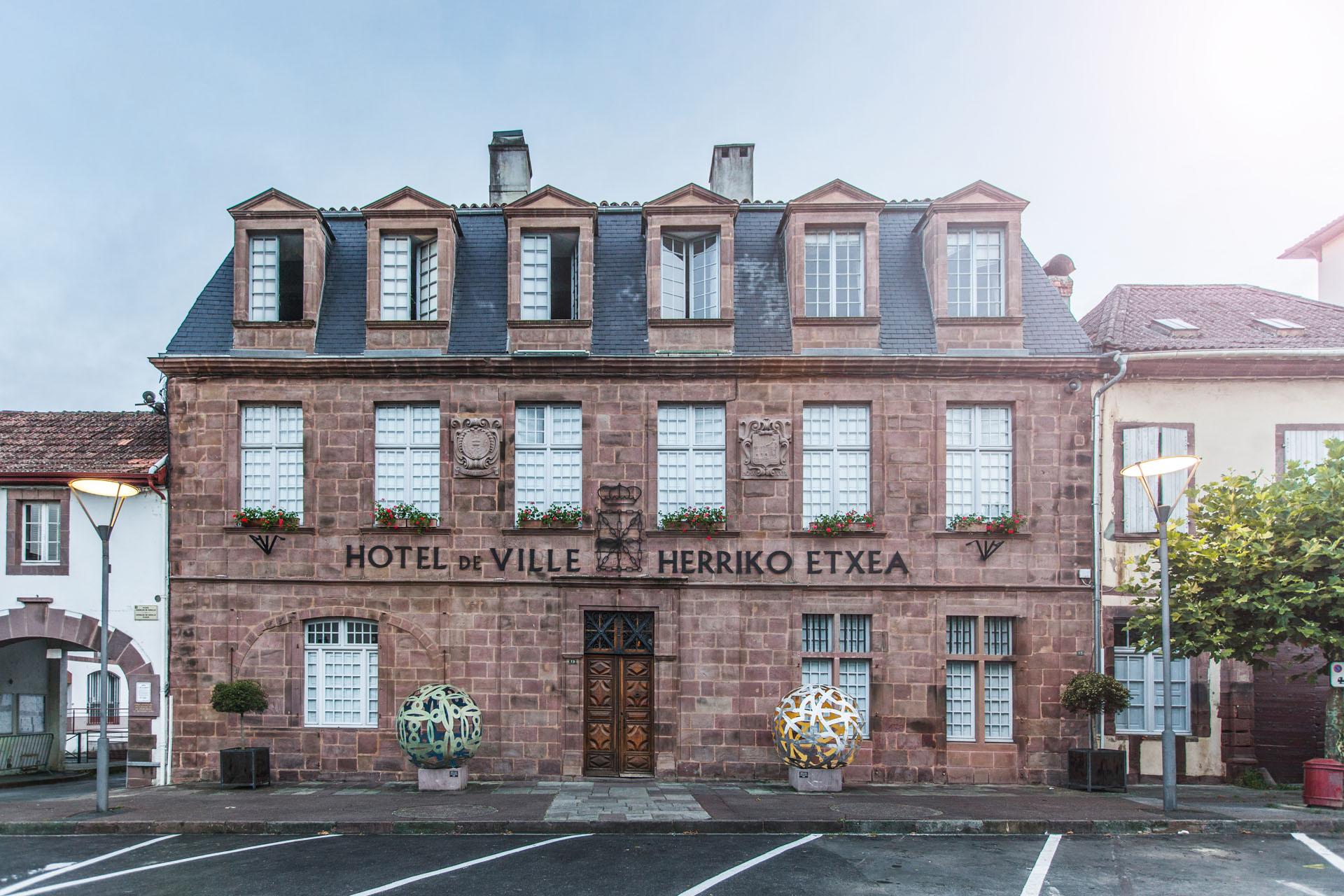 La Mairie - Herriko Etxea
