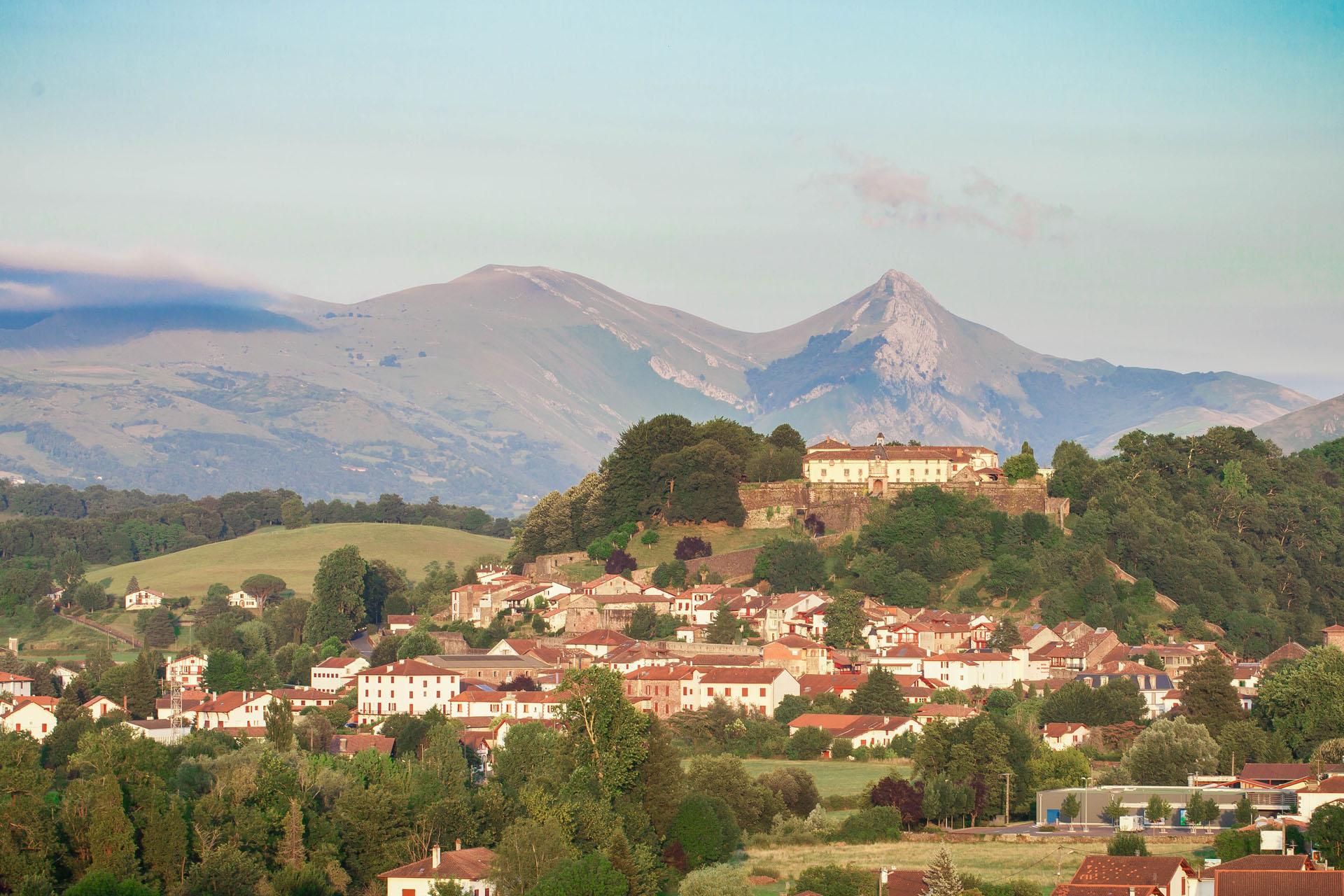 Saint-Jean-Pied-de-Port et sa citadelle