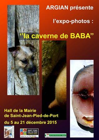 affiche caverne de Baba