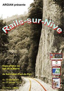 affiche rails sur Nive
